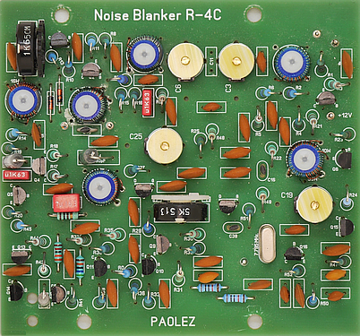 EMCO Noise blanker 4-NB replacement for Drake R-4C