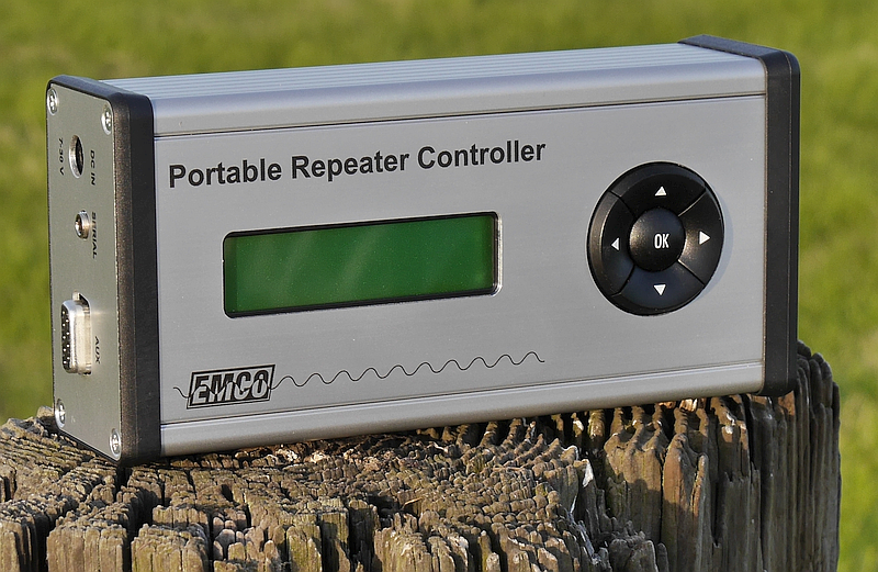 EMCO Portable Repeater Controller
