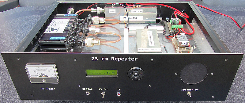 EMCO - Portable Repeater Controller